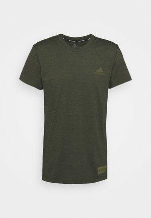 TECH TEE - Basic T-shirt - green