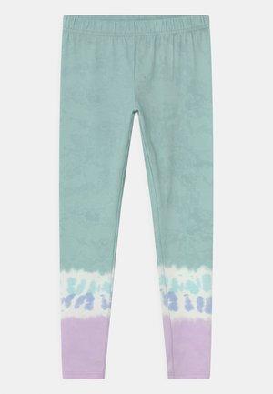 TIE DIE - Leggings - mint