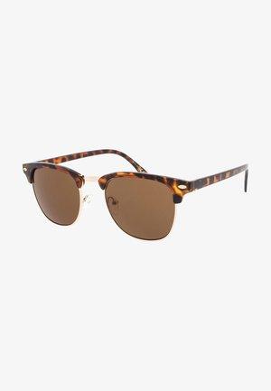 CAIRO - Solglasögon - tortoise/brown lens