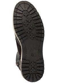 Pantofola d'Oro - Botines con cordones - black - 4