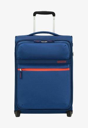 MIT 2 ROLLEN - Trolley - neon blue