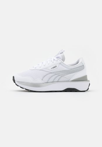 CRUISE RIDER METAL - Trainers - white/silver