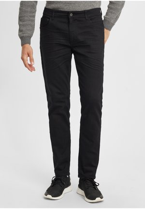 FINLAY - Straight leg jeans - black denim