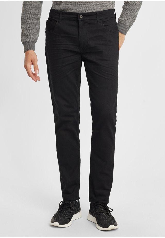 FINLAY - Jeans a sigaretta - black denim