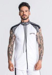Gianni Kavanagh - Print T-shirt - white - 0