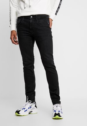ANBASS - Slim fit jeans - black
