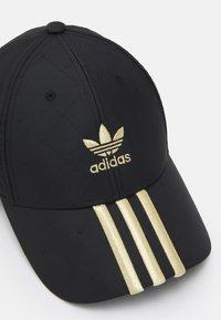 adidas Originals - BASEBALL CAP UNISEX - Cap - black - 3