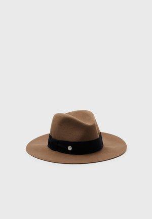 WOMEN HAT HARDWARE - Hut - brown