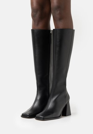 NORTH - Boots - total black