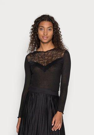 VMBIBI - Long sleeved top - black