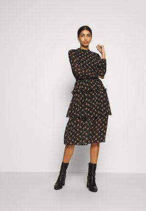 VIMUL DRESS - Day dress - black