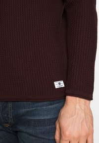 Jack & Jones PREMIUM - CARLOS NOOS - Jumper - port royale - 5
