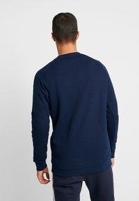 adidas Originals - ESSENTIAL CREW UNISEX - Bluza - collegiate navy - 2