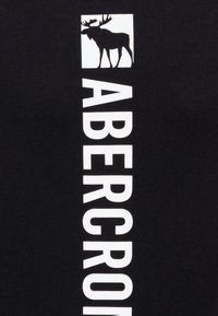 Abercrombie & Fitch - FLEX ITEM  - Print T-shirt - black - 2