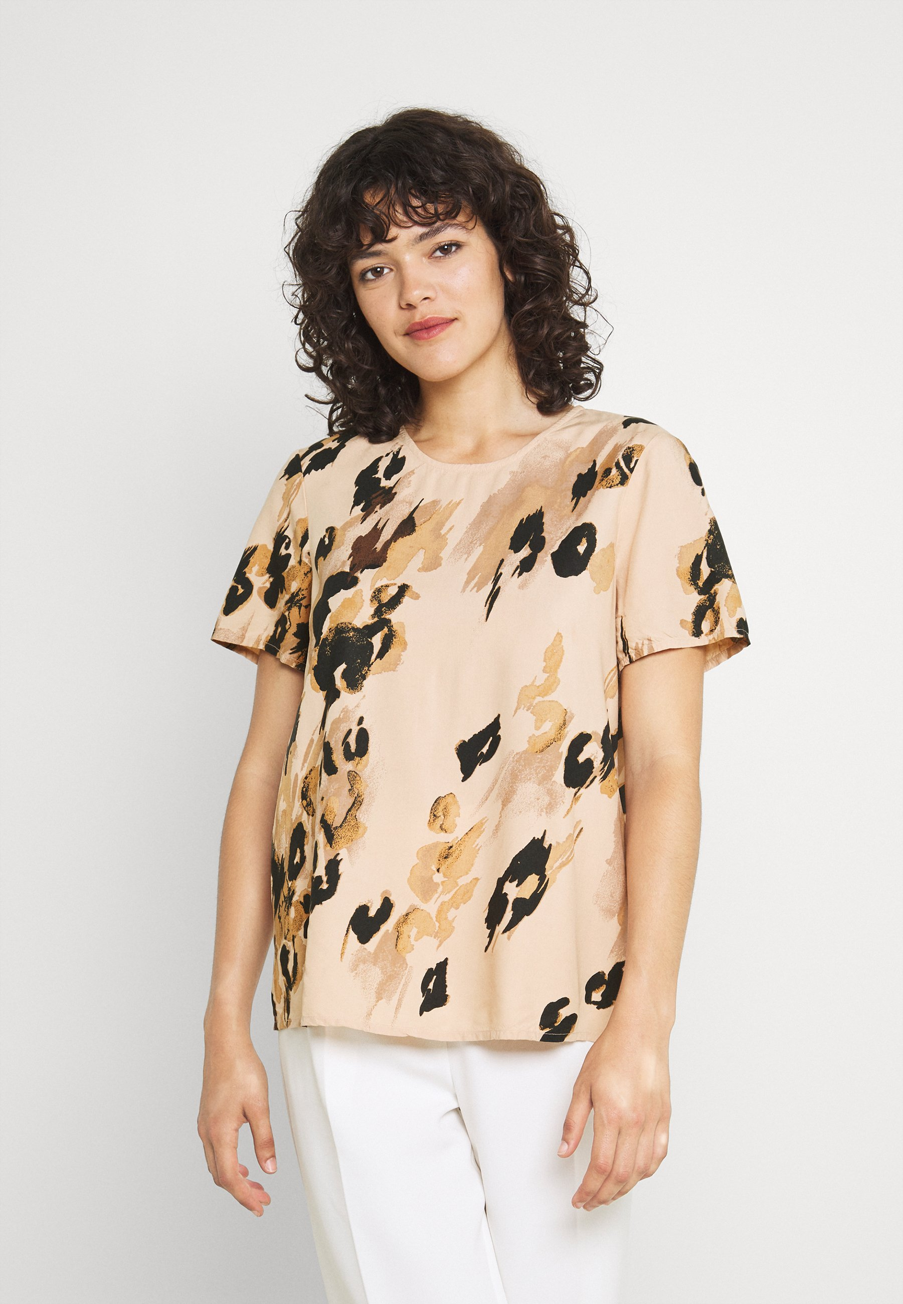 Women VMSASHA - Print T-shirt