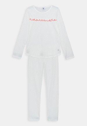 LINA SET - Pyjama - marshmallow/medieval