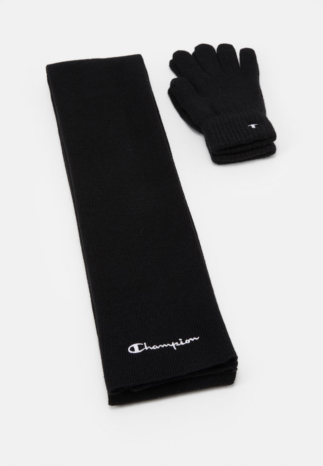 LEGACY WINTER SET UNISEX - Scarf - black