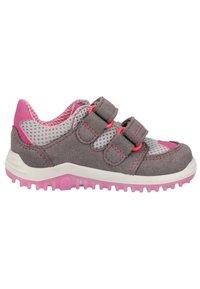 Pepino - Trainers - graphite/grey/pink - 5