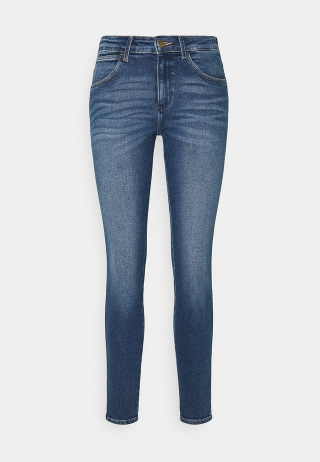 Jeansy Skinny Fit - air blue
