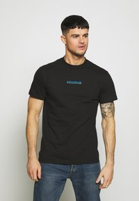 HUF - AINT NO SUNSHINE - Print T-shirt - black - 2