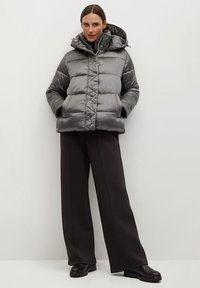 Mango - OPERA - Winter jacket - marron moyen - 1