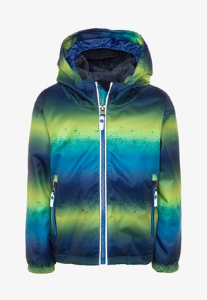 VIEWY - Snowboard jacket - neon blue
