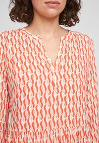 comma - Day dress - coral - 5