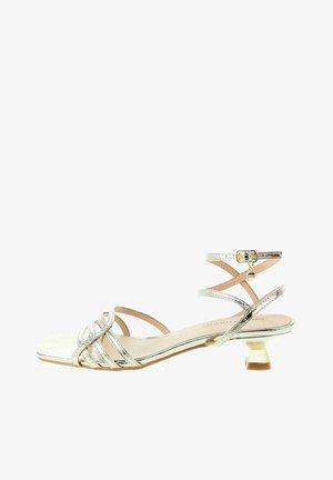 PUGNANO - Sandals - gold