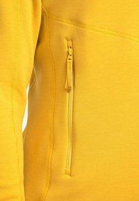 Haglöfs - HERON  - Fleece jacket - pumpkin yellow - 5