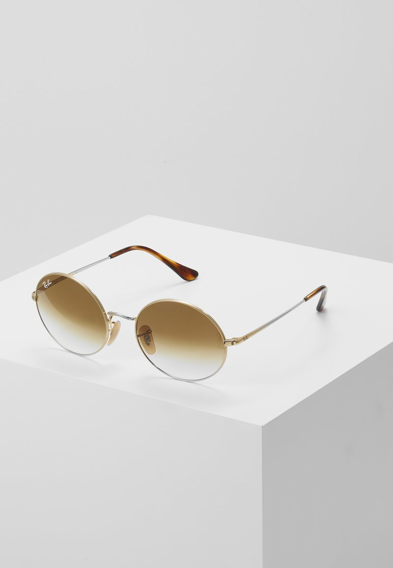 Ray-Ban - Occhiali da sole - gold-coloured/brown