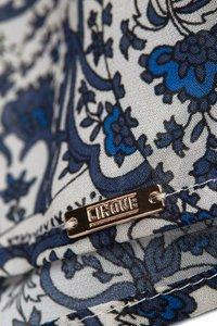Cinque - Button-down blouse - blue - 3