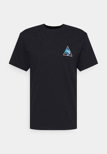 HOT DICE TEE - Print T-shirt - black