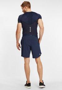 Skins - Sports shorts - navy blue - 2