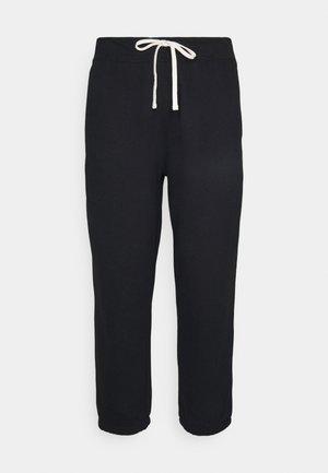 ATHLETIC PANT - Teplákové kalhoty - black