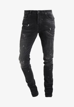 CAVIN - Džíny Slim Fit - black used