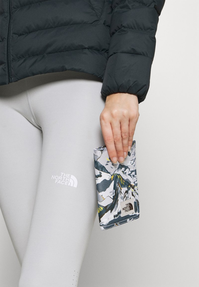 The North Face - LIBERTY TRAVEL WALLET TNF WHITE LIB - Wallet - light grey