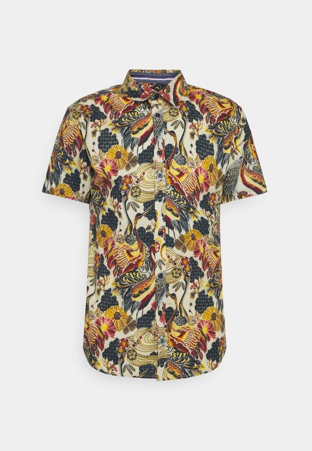 Shirt - khaki