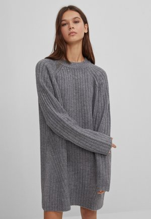 OVERSIZED FIT - Jumper - grey