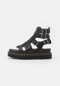 Dr. Martens - OLSON - Ankle cuff sandals - black aunt sally - 1