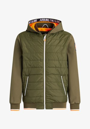 Light jacket - army green