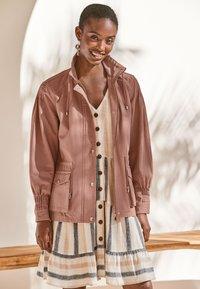 Next - Summer jacket - pink - 0