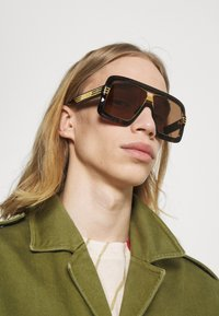Gucci - UNISEX - Aurinkolasit - havana/brown - 0