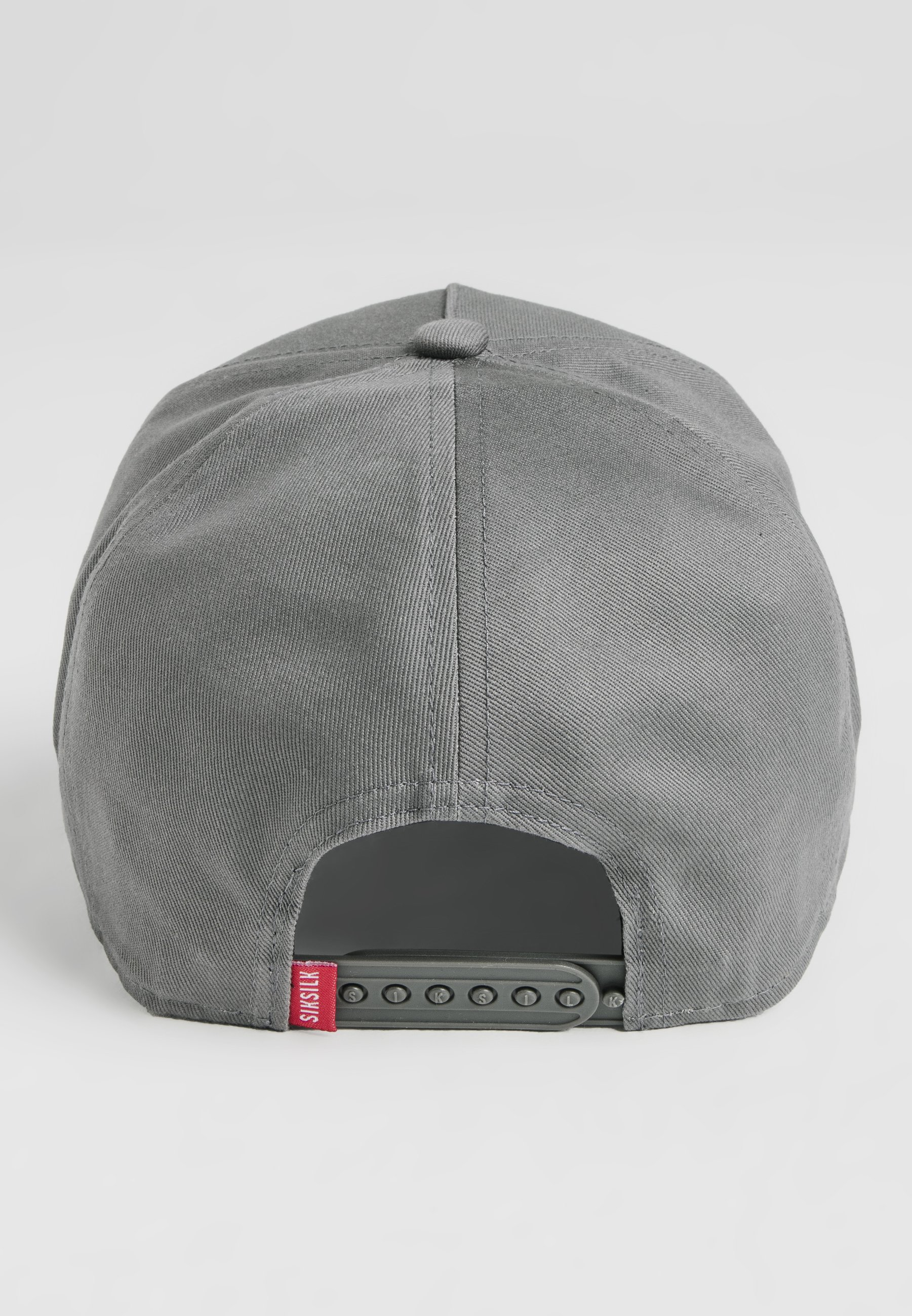 Siksilk Cap - Charcoal/grau