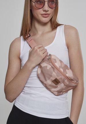 Bum bag - ultraviolet camo