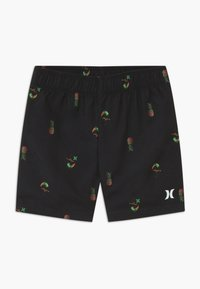 Hurley - PINEAPPLE SCHIFFLY SET - Sports shorts - black - 2
