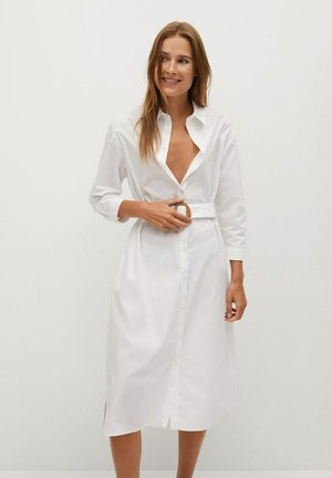 POPI - Shirt dress - cremeweiß