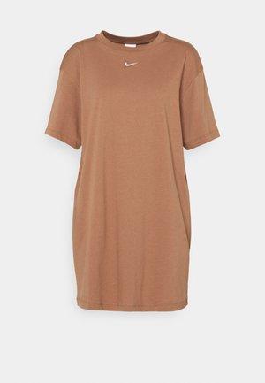 Vestido ligero - archaeo brown/white