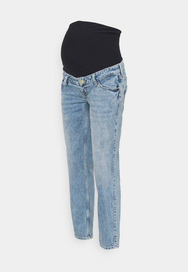 Jeans straight leg - light auth