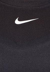 Nike Performance - ONE - T-shirts - black/white - 4