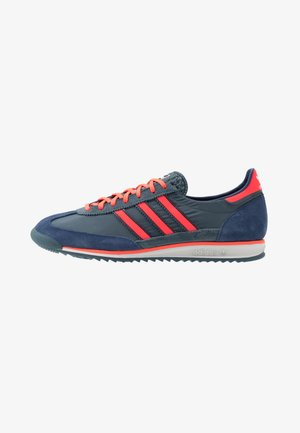 Sneakers - blue/red/tech indigo